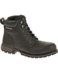 Caterpillar Women's Freedom Work Boots - Steel Toe