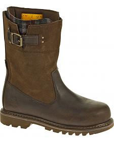 Caterpillar Women's Jenny Work Boots - Steel Toe