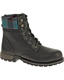 Caterpillar Women's Kenzie Work Boots - Steel Toe