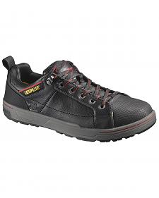 Caterpillar Brode Oxford Work Shoes - Steel Toe