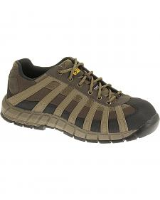 Caterpillar Switch Work Shoes - Steel Toe