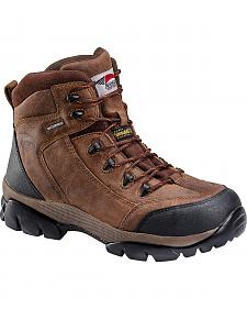 Avenger Boots Men's Composite Toe Insulated Hiking Boots