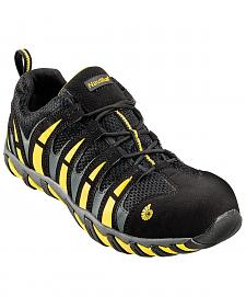 Nautilus Men's Nylon Mesh Athletic Work Shoes - Composition Toe