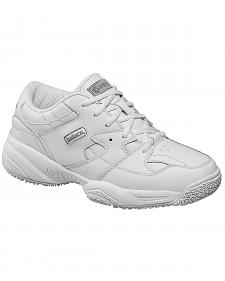 Skidbuster Women's Water Resistant Athletic Work Shoes