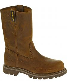Caterpillar Women's Revolver Work Boots - Steel Toe