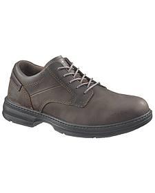 Caterpillar Men's Oversee Work Shoes - Steel Toe