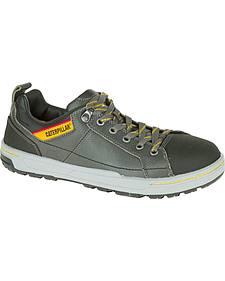 Caterpillar Men's Brode Work Shoes - Steel Toe