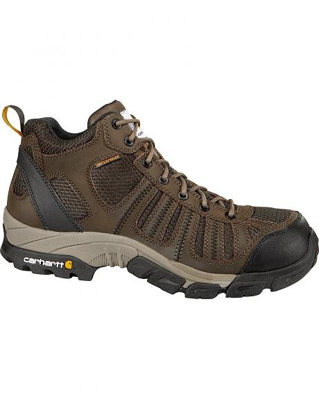 Carhartt Men's Lite Mid Waterproof Work Hiking Boots