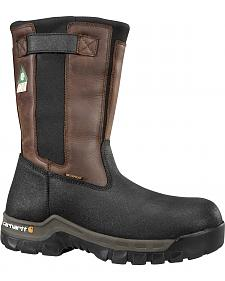 Carhartt Men's Insulated Wellington Boots - Steel Toe