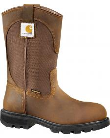Carhartt Women's Wellington Boots - Safety Toe