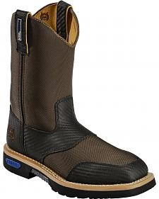Cinch Men's Waterproof Work Boots - Ceramic Safety Toe