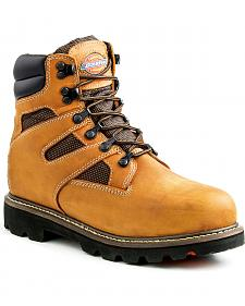 Dickies Men's Grinder Steel Toe Waterproof Boots