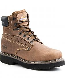 Dickies Men's Breaker Steel Toe Waterproof Boots