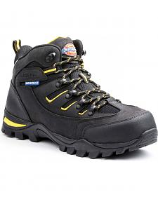 Dickies Men's Sierra HIking Work Boots - Steel Toe