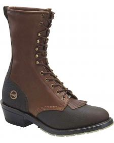Double H Men's ICE Packer Boots - Round Toe