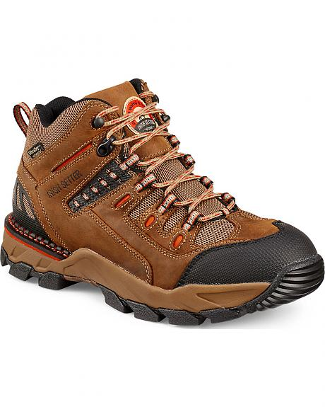 Red Wing-Two Harbors Hiker Work Boots