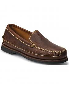 Chippewa Men's Rugged Casual Bison Loafers