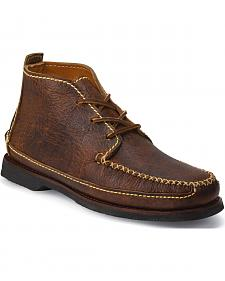 Chippewa Men's Rugged Casual Bison Chukka Boots