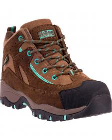 McRae Women's Poron XRD Met Guard Hiker Boots - Composite Toe