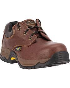 McRae Men's Poron XRD Met Guard Boots - Steel Toe