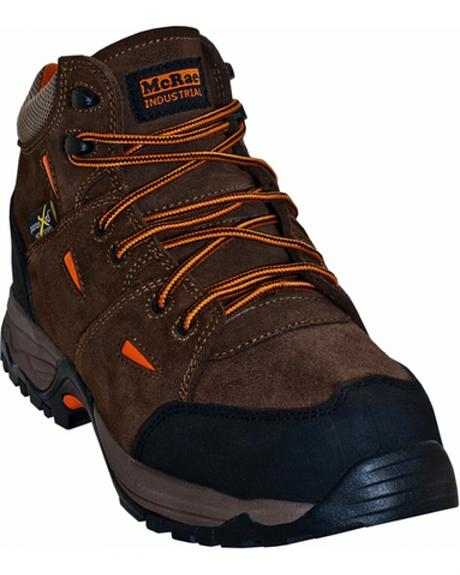 McRae Men's Hiker Met Guard Boots - Composite Toe