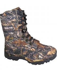 Smoky Mountain Men's Hunter True Timber Camo Boots