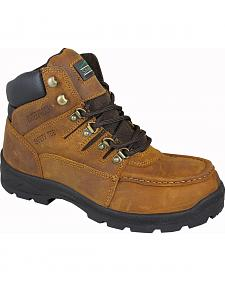 Smoky Mountain Men's Dixon Work Boots - Steel Toe