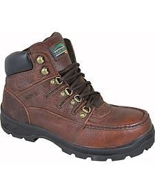 Smoky Mountain Men's Dixon Work Boots - Steel Toe