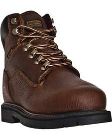 McRae Men's Internal Met Guard Boots - Steel Toe