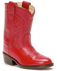 Old West Toddlers' cowboy boots at Sheplers
