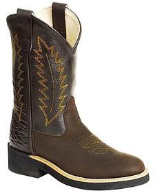 Old West Children's Cowboy Boots