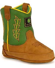 John Deere Infants' Johnny Poppers Boots