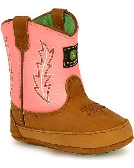 John Deere Infants' Johnny Poppers Boots