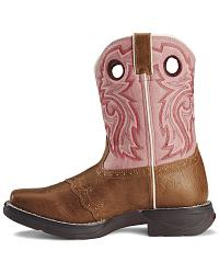 Durango Childrens Tan Lil' Flirt Cowgirl Boot at Sheplers