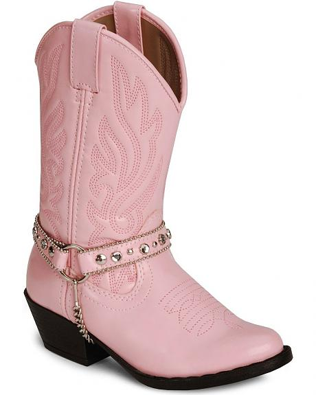 Smoky Mountain Toddlers' Charleston Cowboy Boots