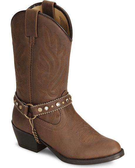 Smoky Mountain Girls' Charleston Cowboy Boots
