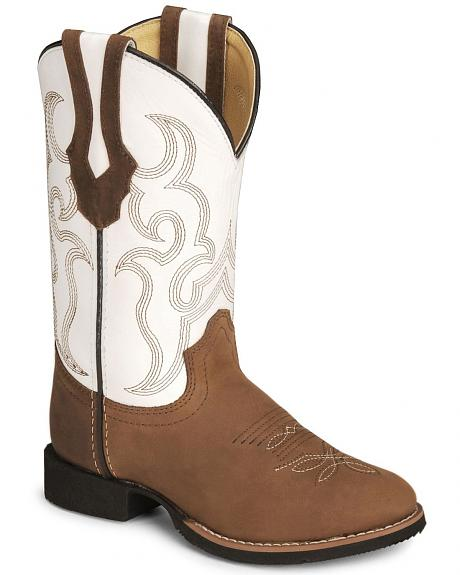 Smoky Mountain Children's Showdown Cowboy Boots