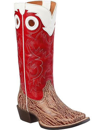 Ariat Youth Bushrider Boots Western & Country 10010257Y