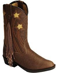 Smoky Mountain Children's Stars & Fringe Cowgirl B at Sheplers