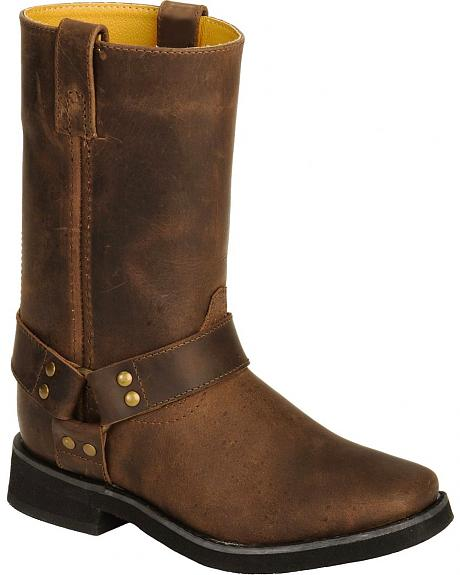 Smoky Mountain Children's Harness Boots