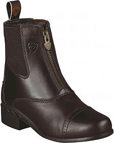 Ariat Youth Boys' Devon Ankle Riding Boots