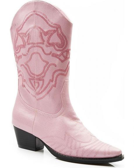 Roper Girls' Shiny Sequin Cowgirl Boots