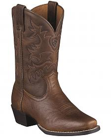 Ariat Youth Boys' Legend Rowdy Cowboy Boots