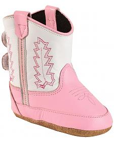 Old West Infant Girls' Pink Poppets