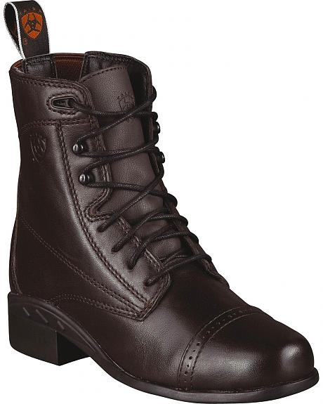 Ariat Kids' Performer III Riding Boots - Round Toe