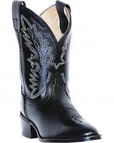 Dan Post Youth Boys' Shane Cowboy Boots - Round Toe