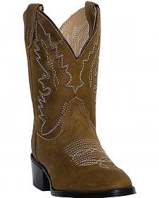 Dan Post Infant Boys' Shane Cowboy Boots - Round Toe