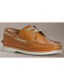 Frye Boys' Sully Boat Shoes