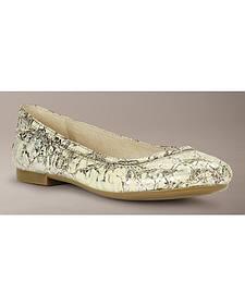 Frye Girls' Carson Ballet Flats