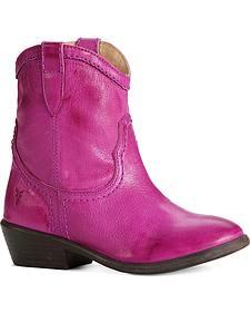 Frye Kids' Carson Shortie Boots
